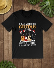 JUST KIDDING GUITAR Classic T-Shirt lifestyle-mens-crewneck-front-18