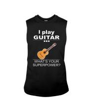 SUPERPOWER GUITAR Sleeveless Tee thumbnail