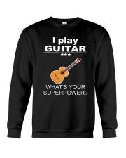 SUPERPOWER GUITAR Crewneck Sweatshirt thumbnail