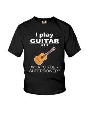 SUPERPOWER GUITAR Youth T-Shirt thumbnail