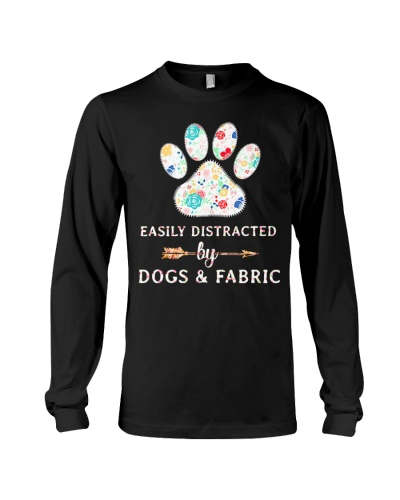 DOGS AND FABRIC