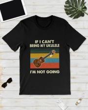 UKULELE NOT GOING Classic T-Shirt lifestyle-mens-crewneck-front-17