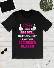 SUPER SEXY ACCORDION Classic T-Shirt lifestyle-mens-crewneck-front-17