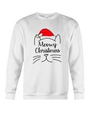 CATS MEOWY CHRISTMAS Crewneck Sweatshirt thumbnail