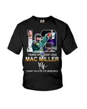 Mac Miller  t shirt Youth T-Shirt thumbnail
