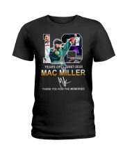 Mac Miller  t shirt Ladies T-Shirt thumbnail