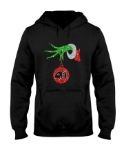 CAMPING CHRISTMAS Hooded Sweatshirt thumbnail