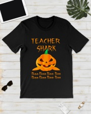 TEACHER SHARK Classic T-Shirt lifestyle-mens-crewneck-front-17