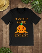 TEACHER SHARK Classic T-Shirt lifestyle-mens-crewneck-front-18
