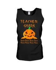 TEACHER SHARK Unisex Tank thumbnail