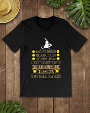 REAL GIRL SOFTBALL Classic T-Shirt lifestyle-mens-crewneck-front-18