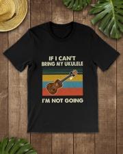 UKULELE NOT GOING Classic T-Shirt lifestyle-mens-crewneck-front-18