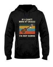 UKULELE NOT GOING Hooded Sweatshirt thumbnail