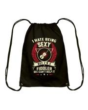 BEING SEXY FIDDLER Drawstring Bag thumbnail