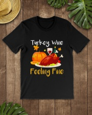 WINE FEELING FINE Classic T-Shirt lifestyle-mens-crewneck-front-18