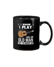 GUITAR KEEP UP Mug thumbnail