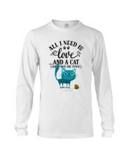 LOVE AND CAT Long Sleeve Tee thumbnail