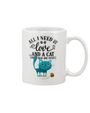 LOVE AND CAT Mug thumbnail