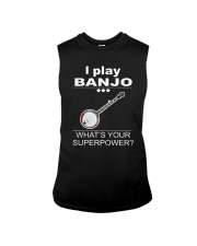 SUPERPOWER BANJO Sleeveless Tee thumbnail