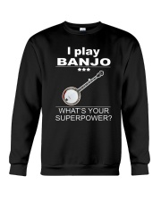 SUPERPOWER BANJO Crewneck Sweatshirt thumbnail