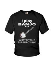 SUPERPOWER BANJO Youth T-Shirt thumbnail