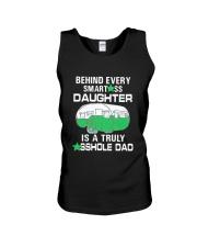 DAUGHTER CAMPING Unisex Tank thumbnail