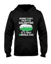 DAUGHTER CAMPING Hooded Sweatshirt thumbnail