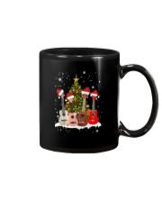 TREE CHRISTMAS UKULELE Mug thumbnail