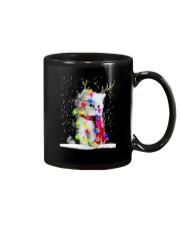 CAT CHRISTMAS LIGHT Mug thumbnail