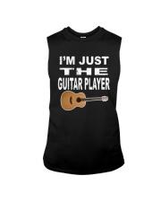 I'M JUST GUITAR PLAYER Sleeveless Tee thumbnail