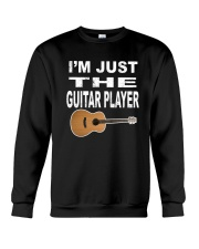 I'M JUST GUITAR PLAYER Crewneck Sweatshirt thumbnail
