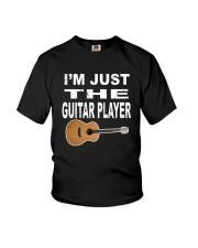 I'M JUST GUITAR PLAYER Youth T-Shirt thumbnail