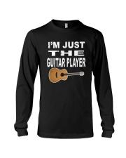 I'M JUST GUITAR PLAYER Long Sleeve Tee thumbnail