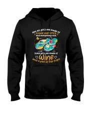 SUGAR SPICE WINE Hooded Sweatshirt thumbnail
