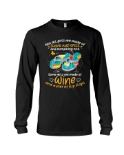 SUGAR SPICE WINE Long Sleeve Tee thumbnail
