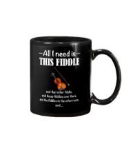 ALL I NEED FIDDLE Mug thumbnail