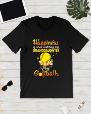 HAPPINESS SOFTBALL Classic T-Shirt lifestyle-mens-crewneck-front-17