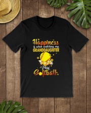 HAPPINESS SOFTBALL Classic T-Shirt lifestyle-mens-crewneck-front-18