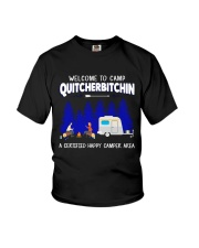 WELCOM CAMPER AREA Youth T-Shirt thumbnail