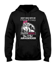 AUNTIESAURUS Hooded Sweatshirt thumbnail