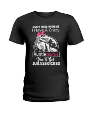 AUNTIESAURUS Ladies T-Shirt thumbnail