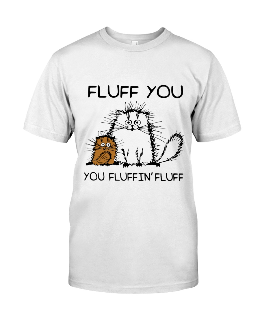 FLUFF CAT Classic T-Shirt