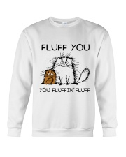 FLUFF CAT Crewneck Sweatshirt thumbnail