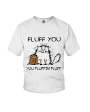 FLUFF CAT Youth T-Shirt thumbnail
