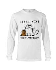 FLUFF CAT Long Sleeve Tee thumbnail