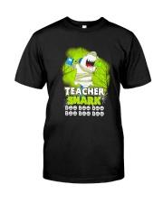 TEACHER BOO BOO Classic T-Shirt front