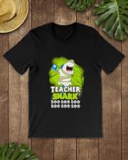 TEACHER BOO BOO Classic T-Shirt lifestyle-mens-crewneck-front-18