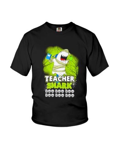 TEACHER BOO BOO