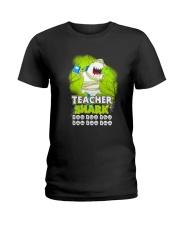 TEACHER BOO BOO Ladies T-Shirt thumbnail