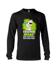 TEACHER BOO BOO Long Sleeve Tee thumbnail